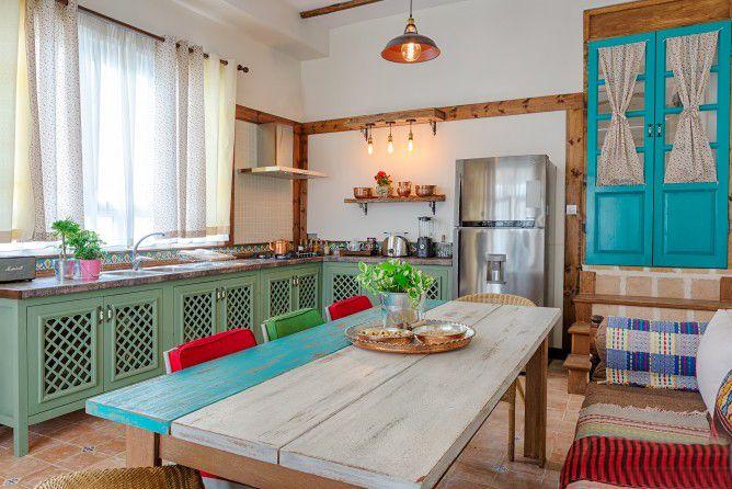 چیدمان آشپزخانه ایرانی 9