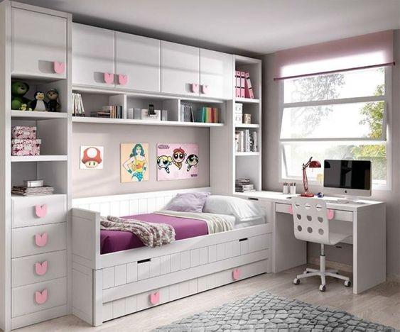 اتاق خواب کوچک 9