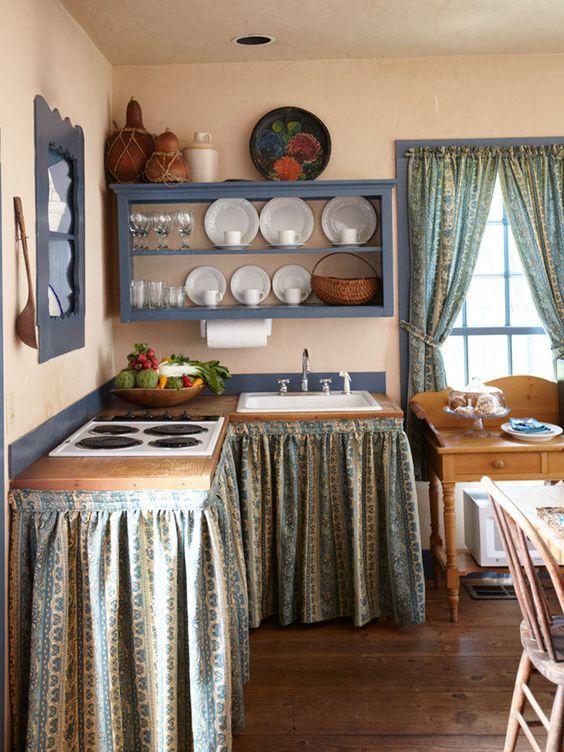 طراحی آشپزخانه ایرانی و سنتی