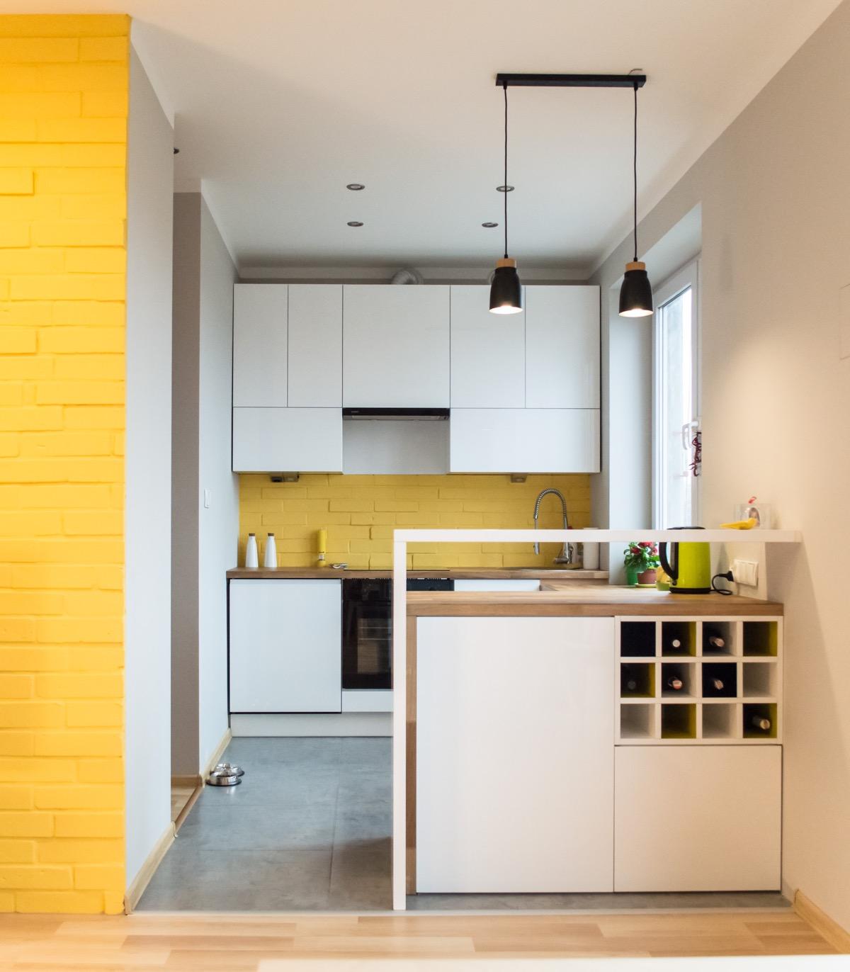 آشپزخانه باز 9