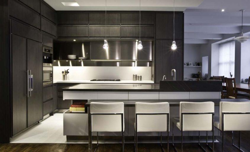 چیدمان آشپزخانه مدرن 8