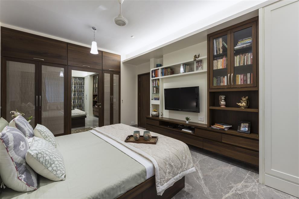 طراحی داخلی اتاق 7