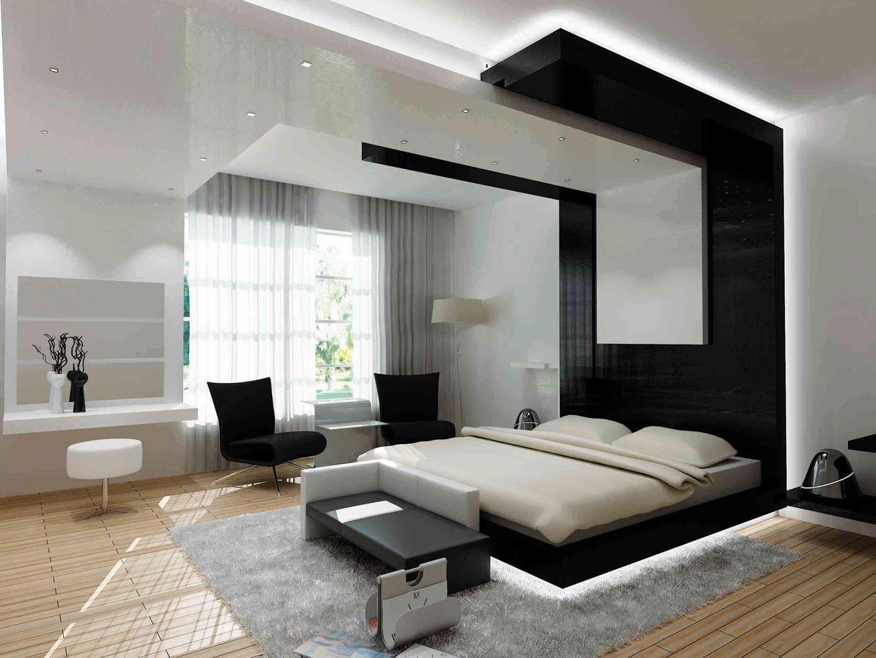 اتاق خواب ساده 5