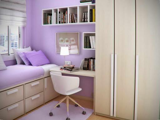 دکوراسیون اتاق کوچک