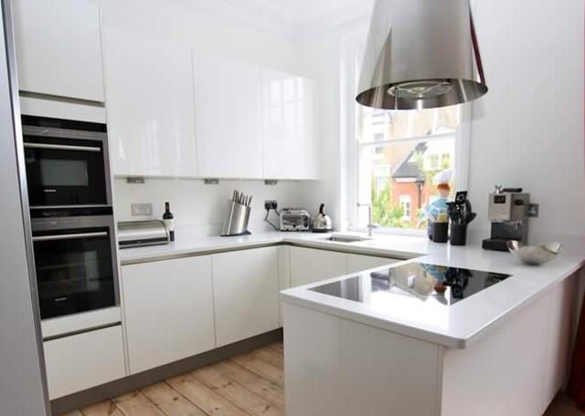 طراحی آشپزخانه مدرن 1