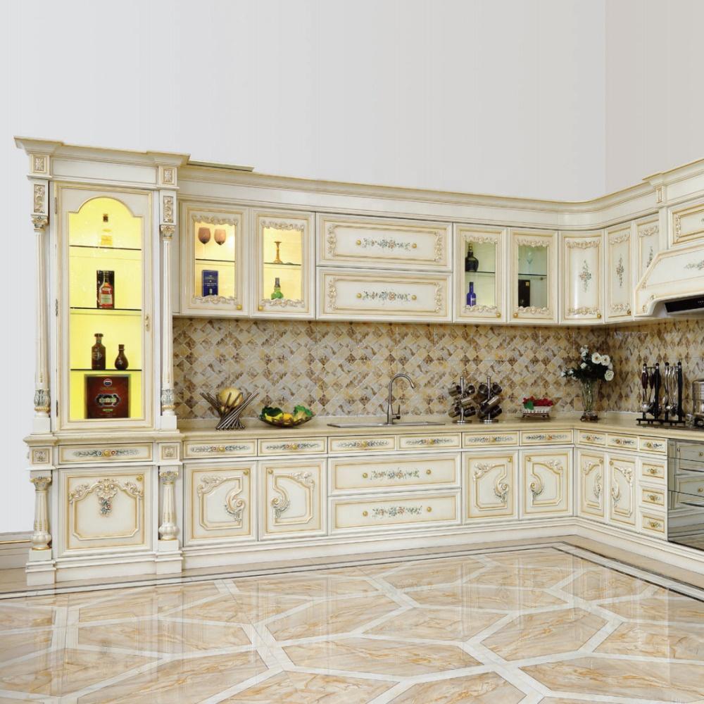 طراحی آشپزخانه سلطنتی 10