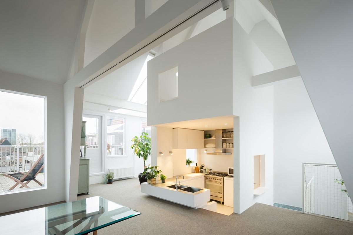 طراحی آشپزخانه مدرن 11