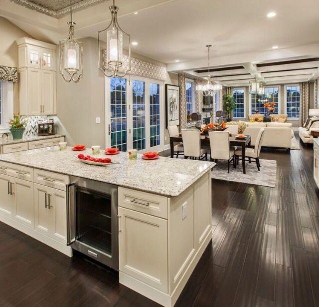 طراحی اپن آشپزخانه 11