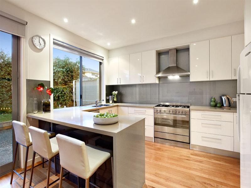 طراحی آشپزخانه مدرن 14