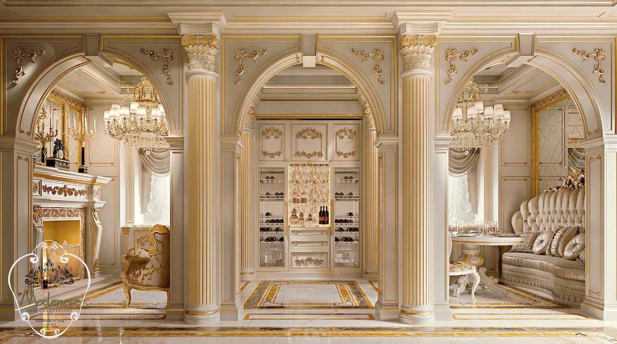 طراحی آشپزخانه سلطنتی 15
