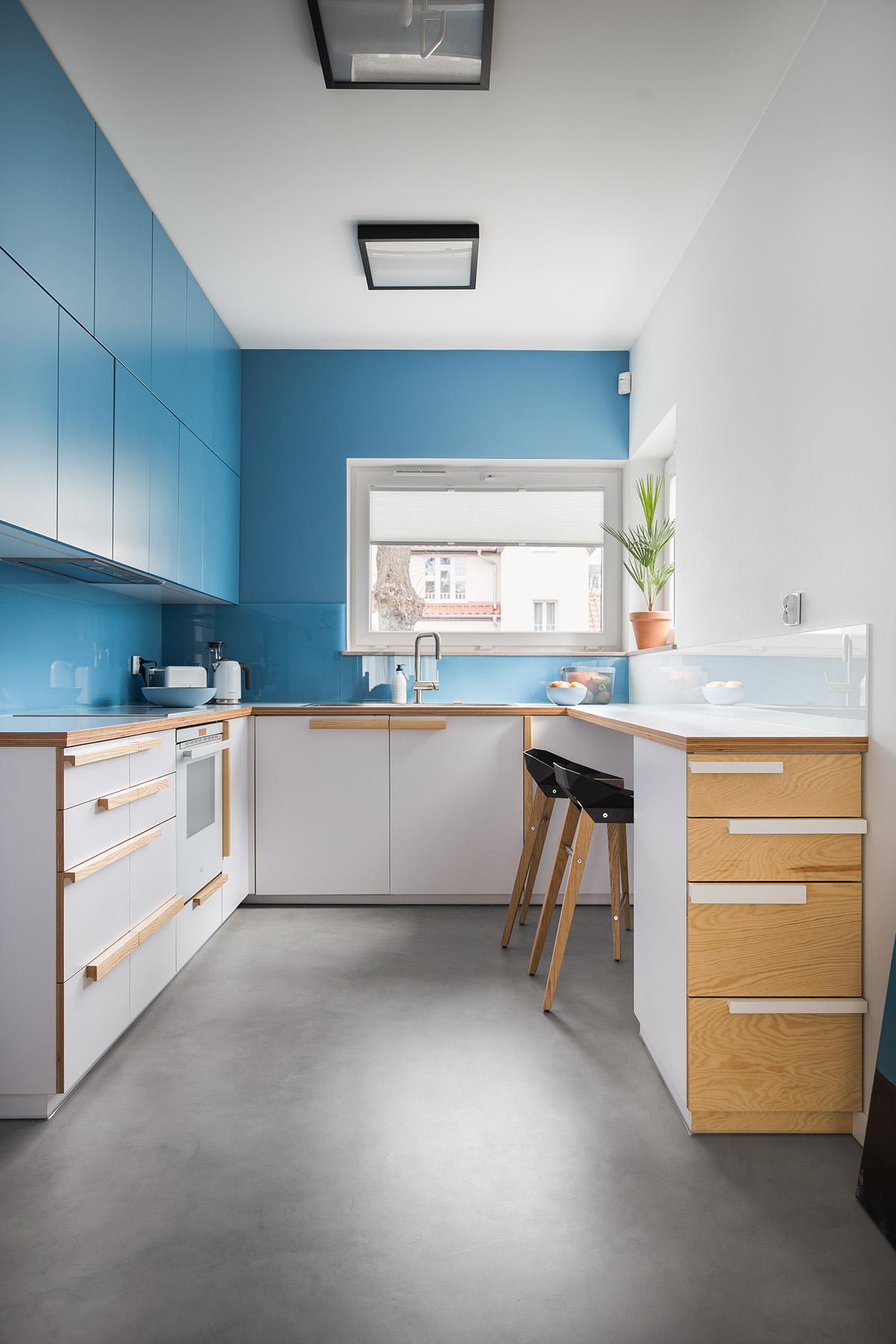 طراحی آشپزخانه مدرن 15
