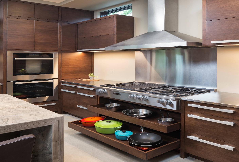 طراحی آشپزخانه مدرن 19