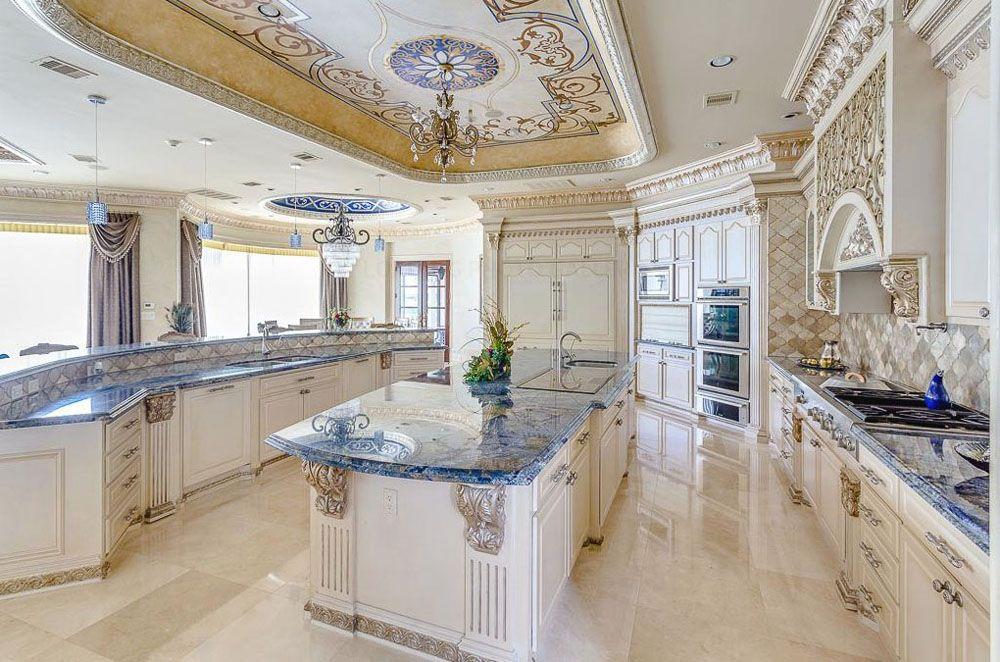 طراحی آشپزخانه سلطنتی 2