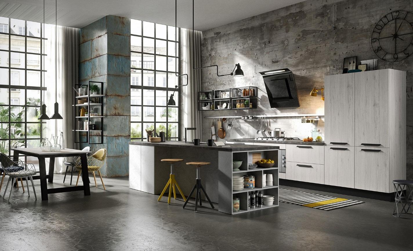 طراحی آشپزخانه مدرن 20