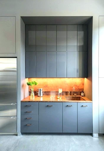 طراحی آشپزخانه مدرن 22