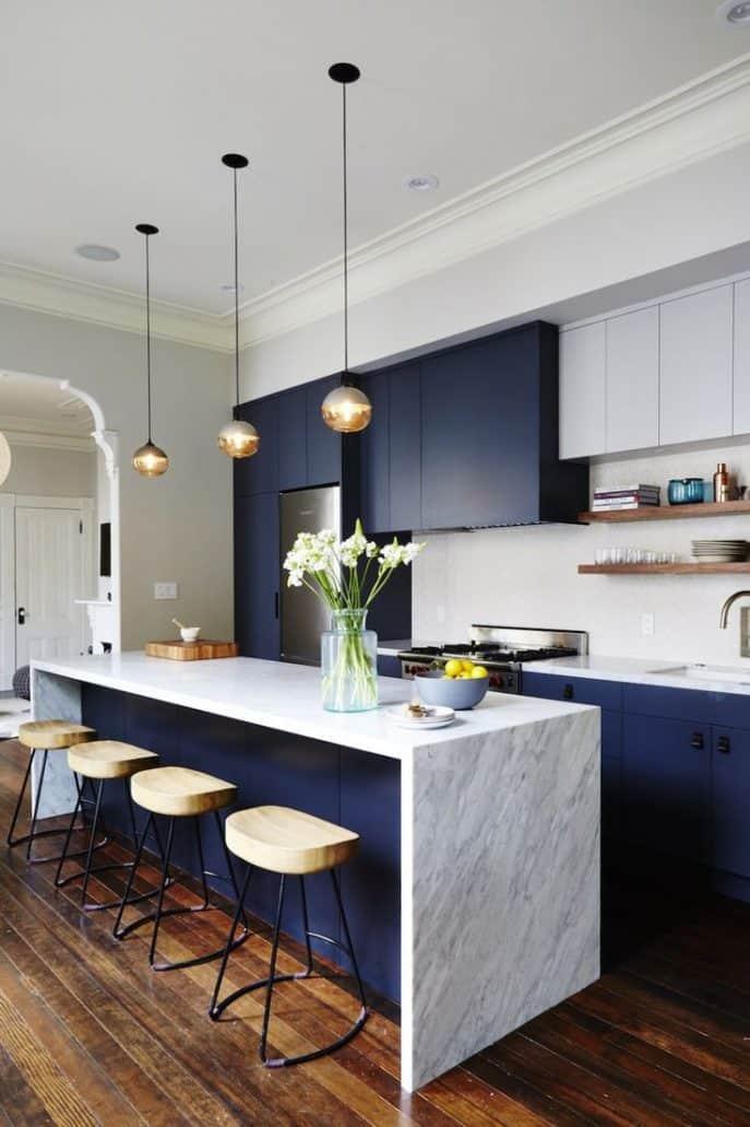 طراحی آشپزخانه مدرن 3