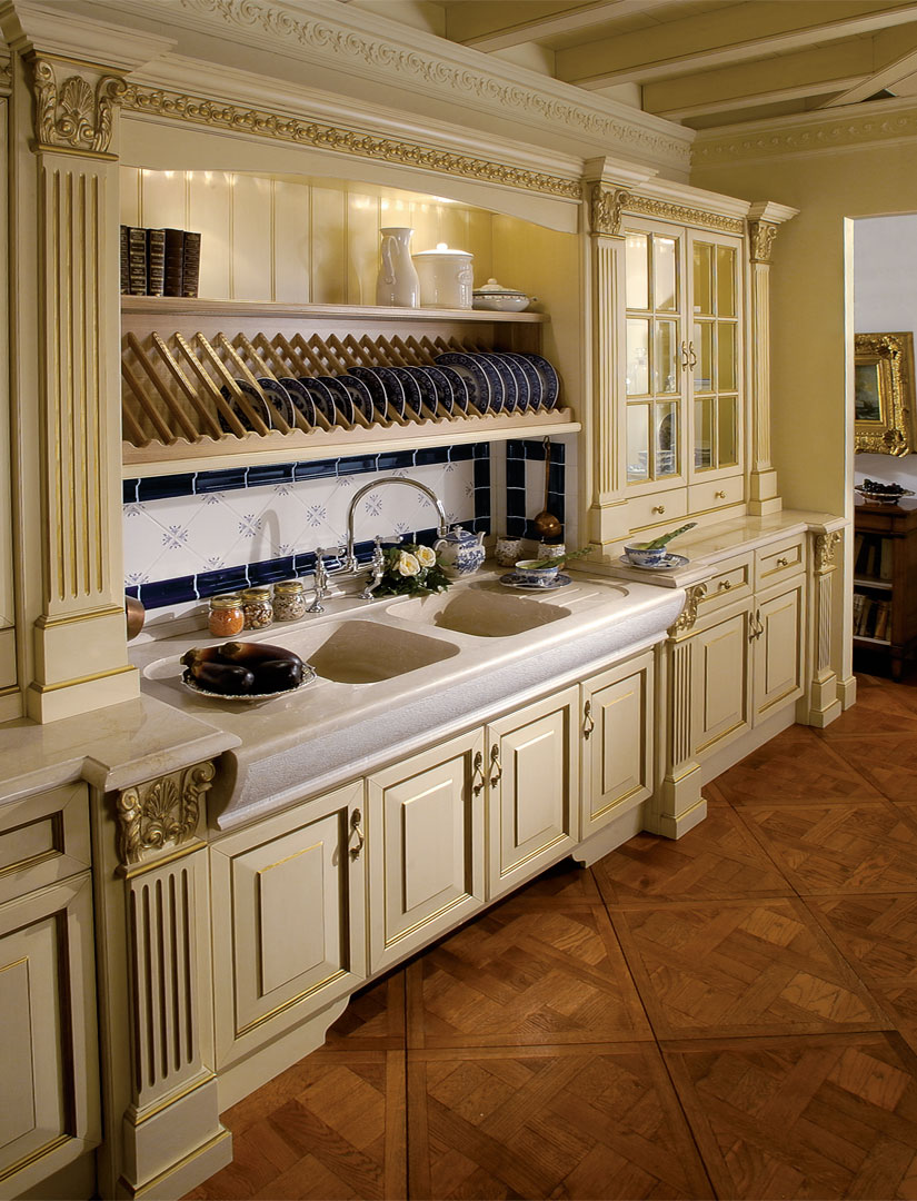 طراحی آشپزخانه سلطنتی 4