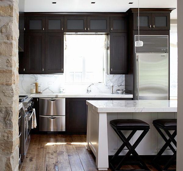 طراحی آشپزخانه مدرن 5