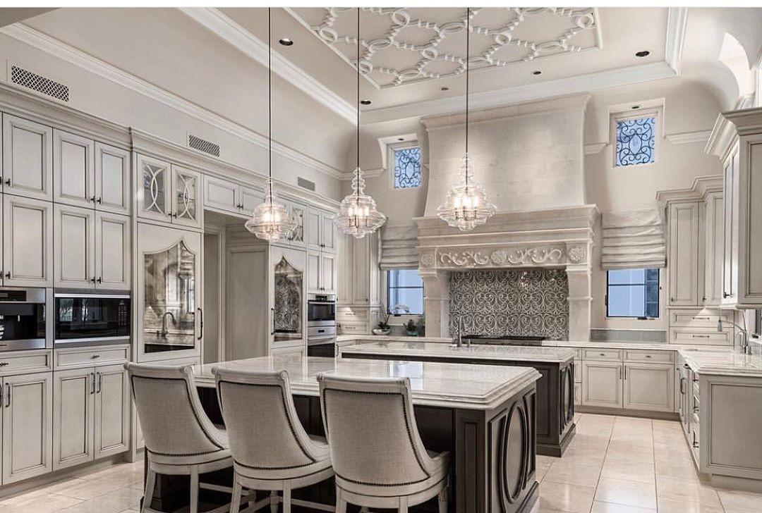 طراحی آشپزخانه سلطنتی 5