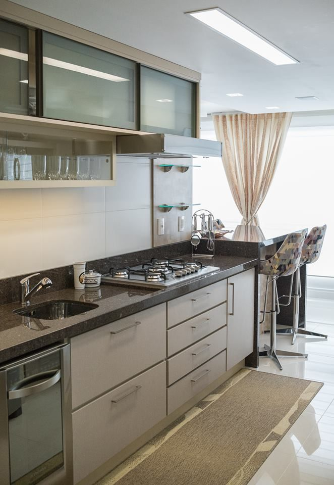طراحی آشپزخانه مدرن 6
