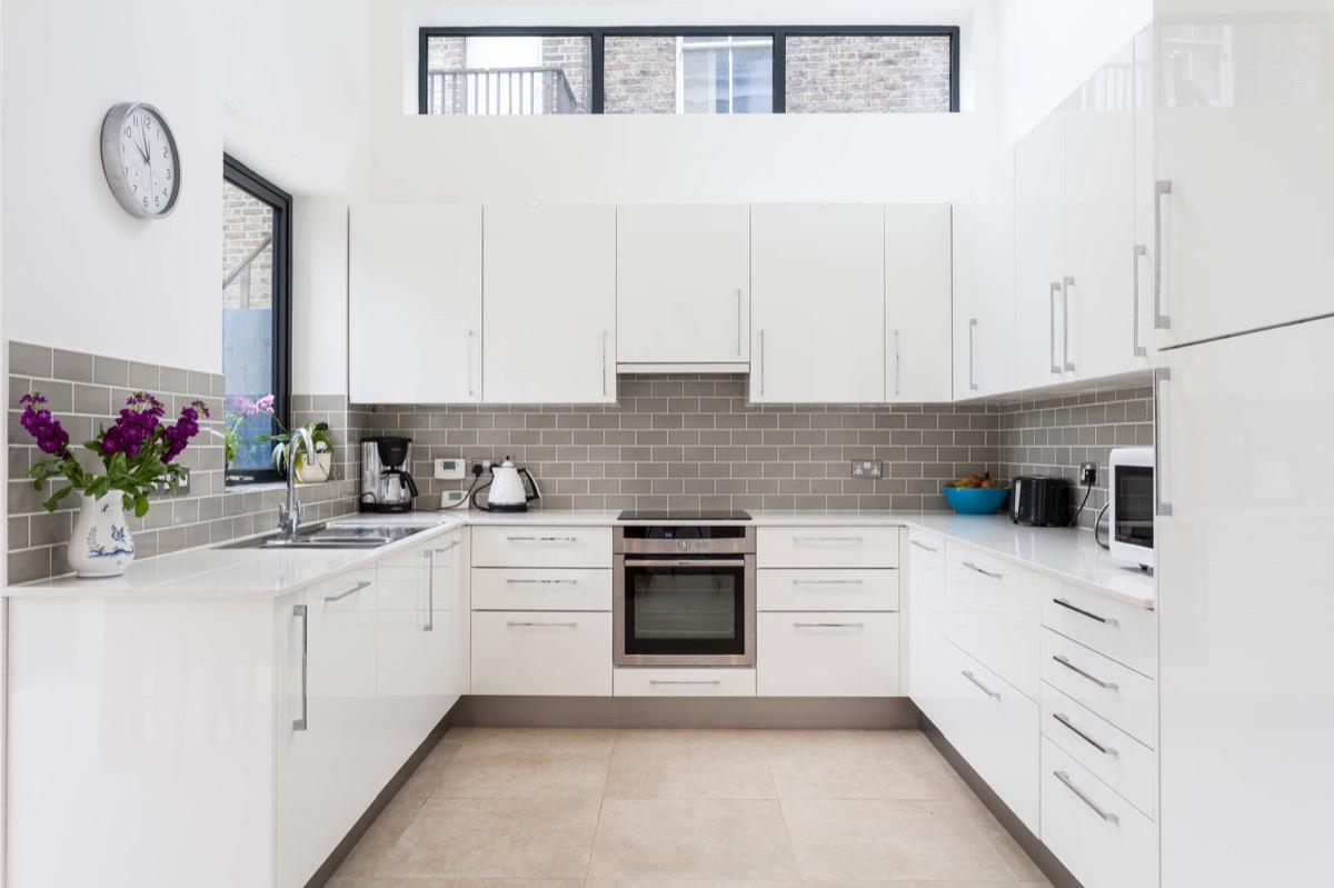 طراحی آشپزخانه مدرن 7