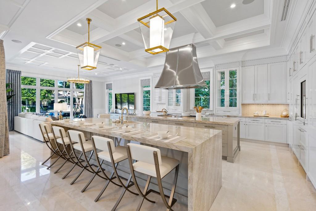 طراحی آشپزخانه سلطنتی7