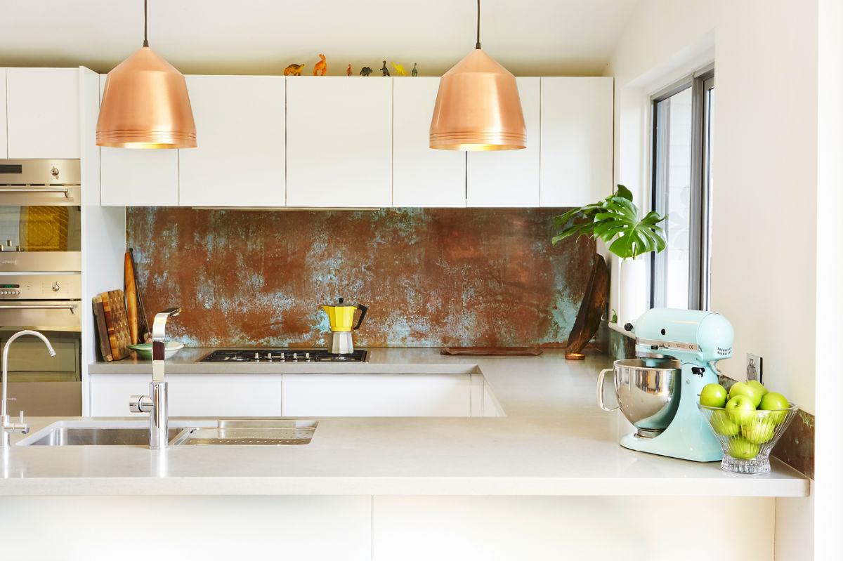 طراحی آشپزخانه مدرن 8