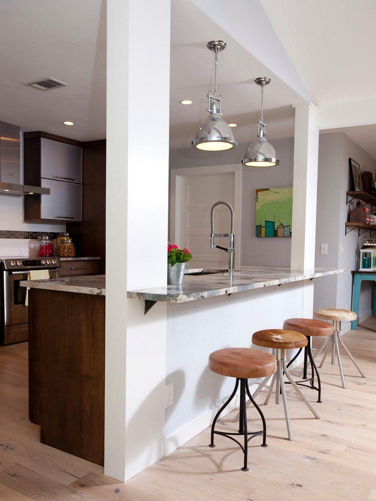 طراحی اپن آشپزخانه 8
