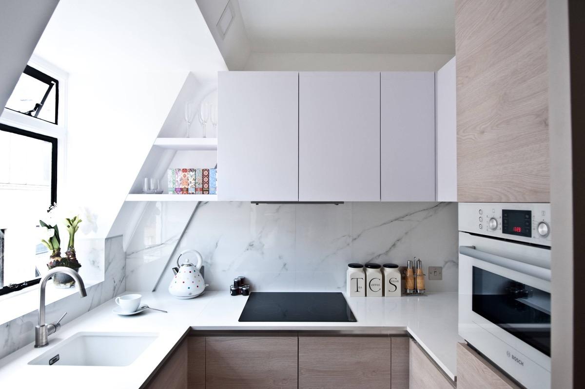 طراحی آشپزخانه مدرن 9