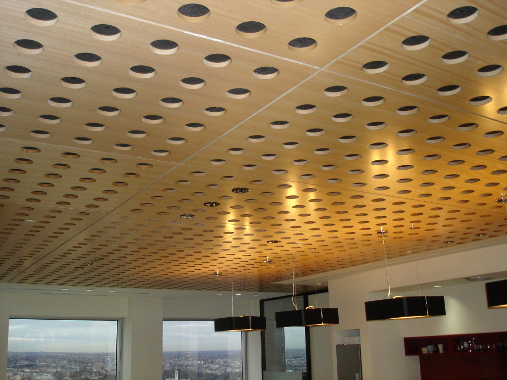 سقف کاذب آکوستیک 3