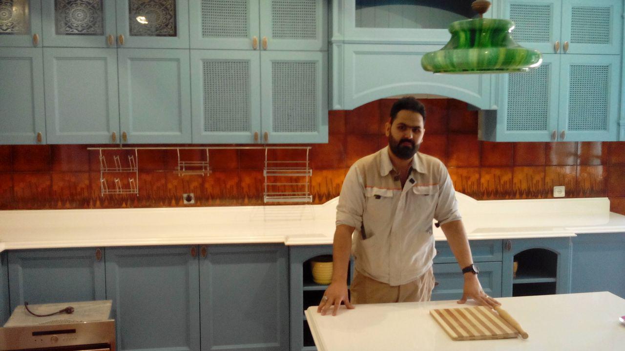 کابینت ساز مشهد، چوبی