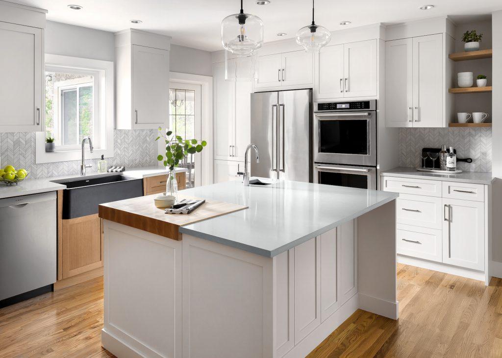 طراحی آشپزخانه اپن 1
