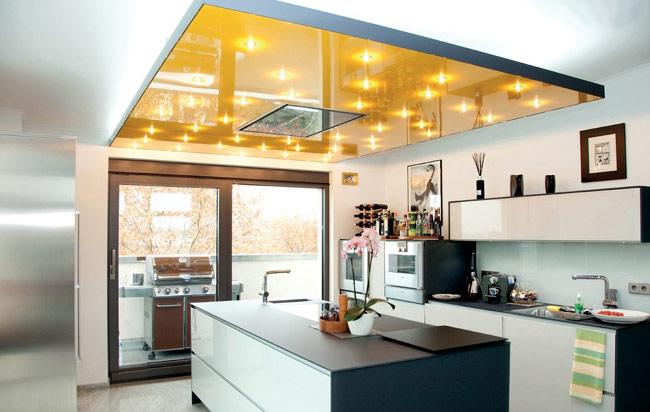 سقف کاذب آشپزخانه 1