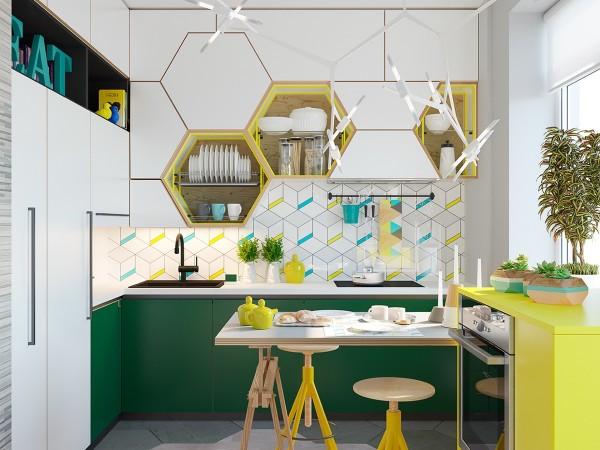 دیزاین آشپزخانه 1
