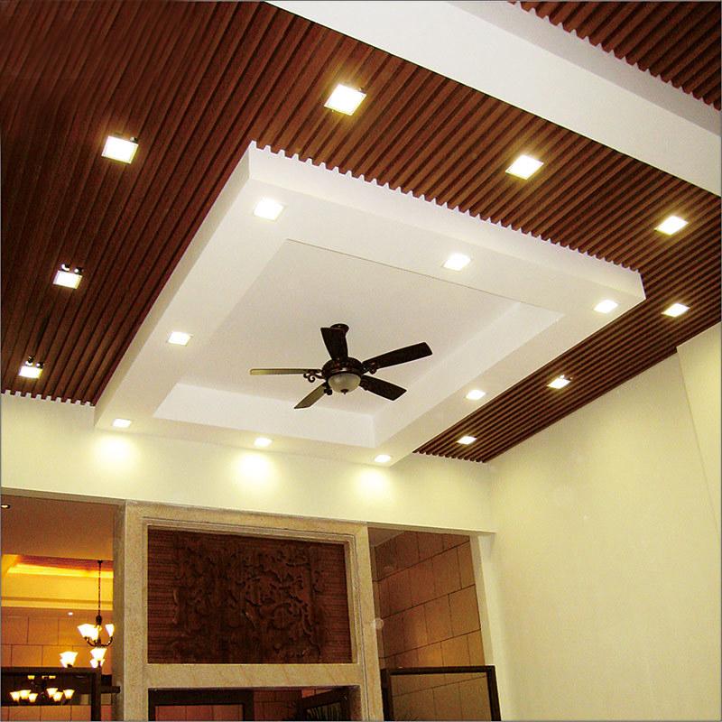 سقف کاذب چوبی 11