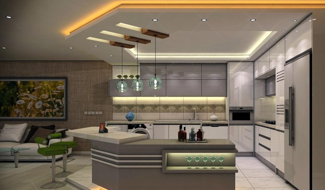سقف کاذب آشپزخانه 13