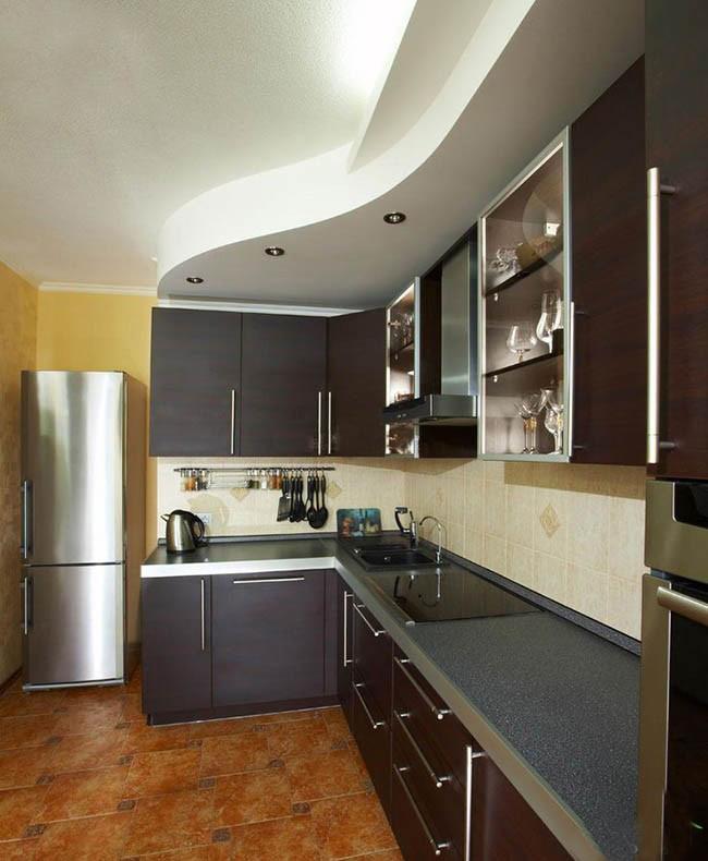 سقف کاذب آشپزخانه 15