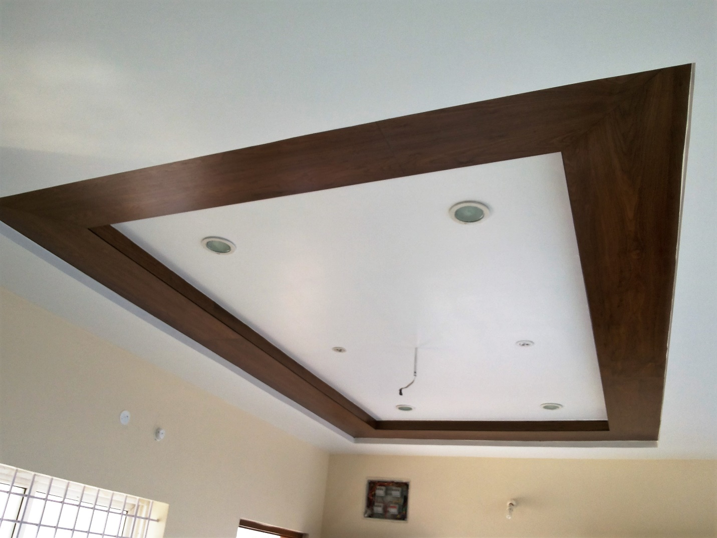 سقف کاذب چوبی 15