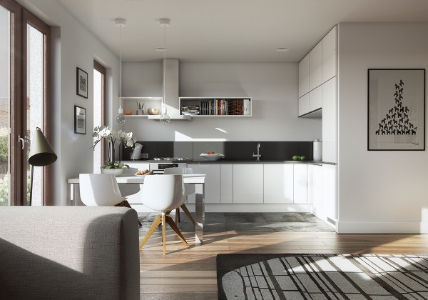 دیزاین آشپزخانه 13
