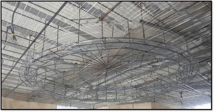 مدل سقف کاذب 38