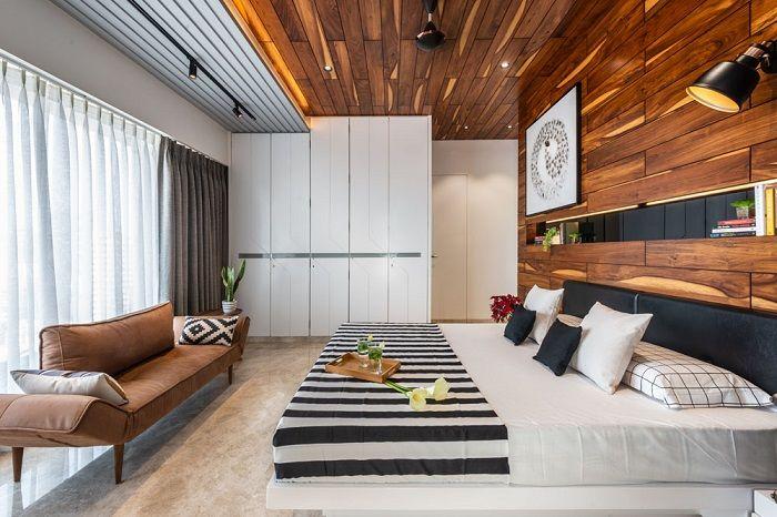 سقف کاذب چوبی 3
