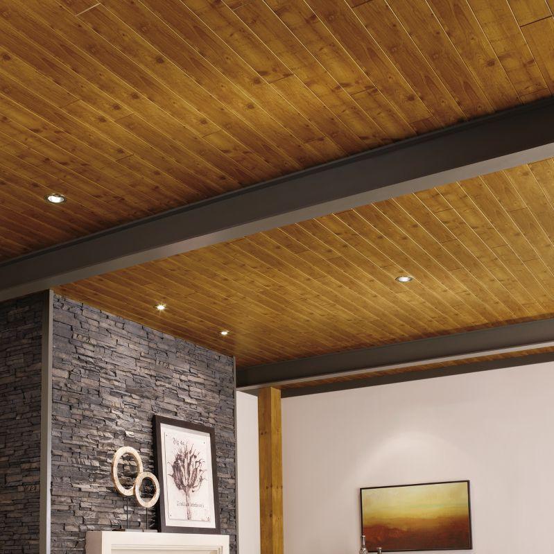 سقف کاذب چوبی 4