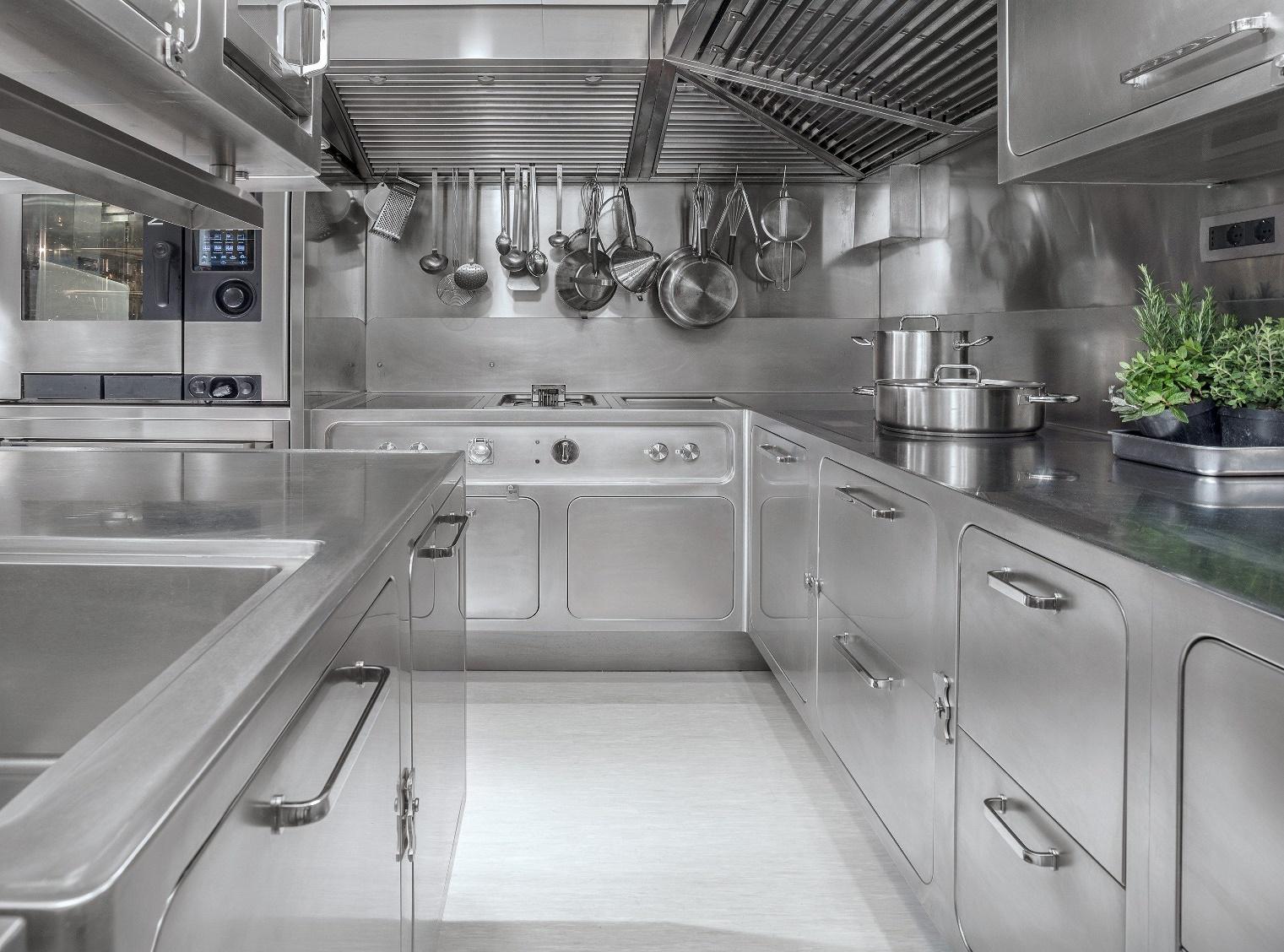 آشپزخانه صنعتی 4