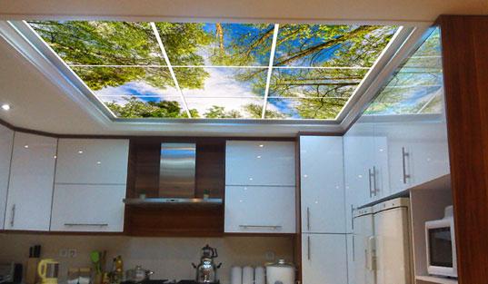 سقف کاذب آشپزخانه 4