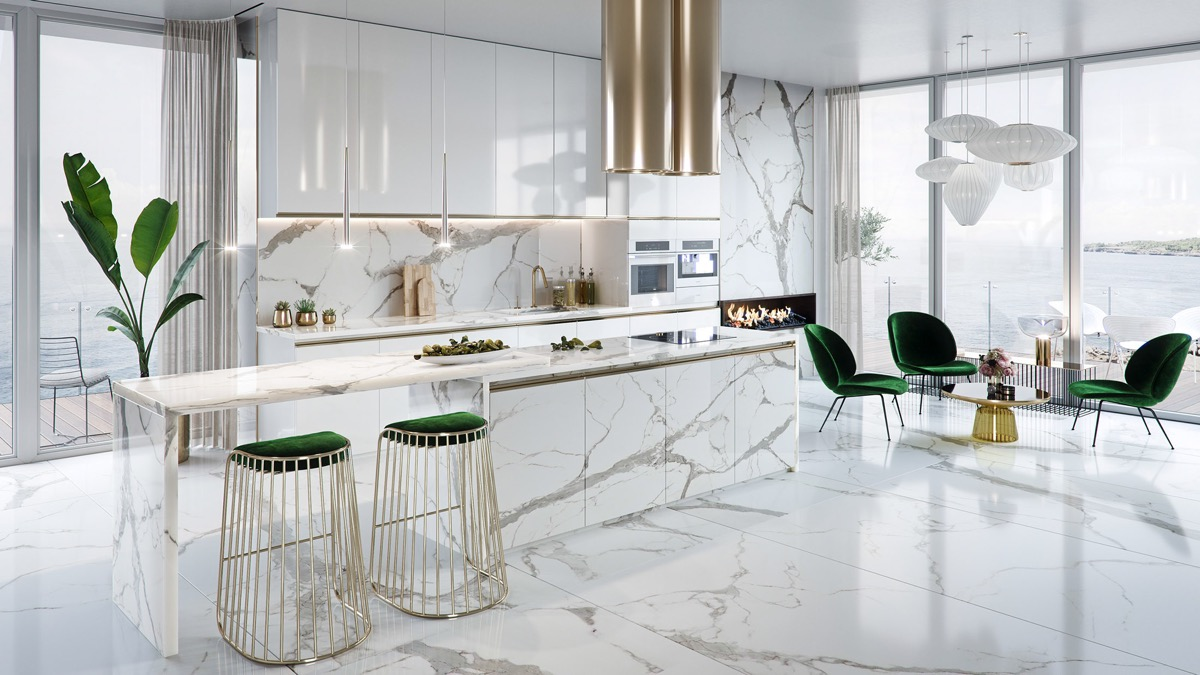 دیزاین آشپزخانه 20