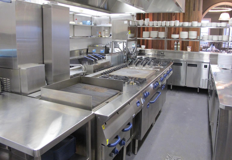 آشپزخانه صنعتی 6