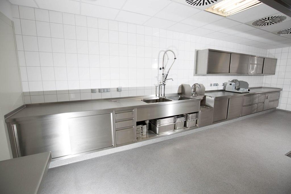 آشپزخانه صنعتی 7