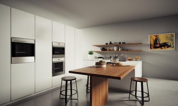 دیزاین آشپزخانه 21