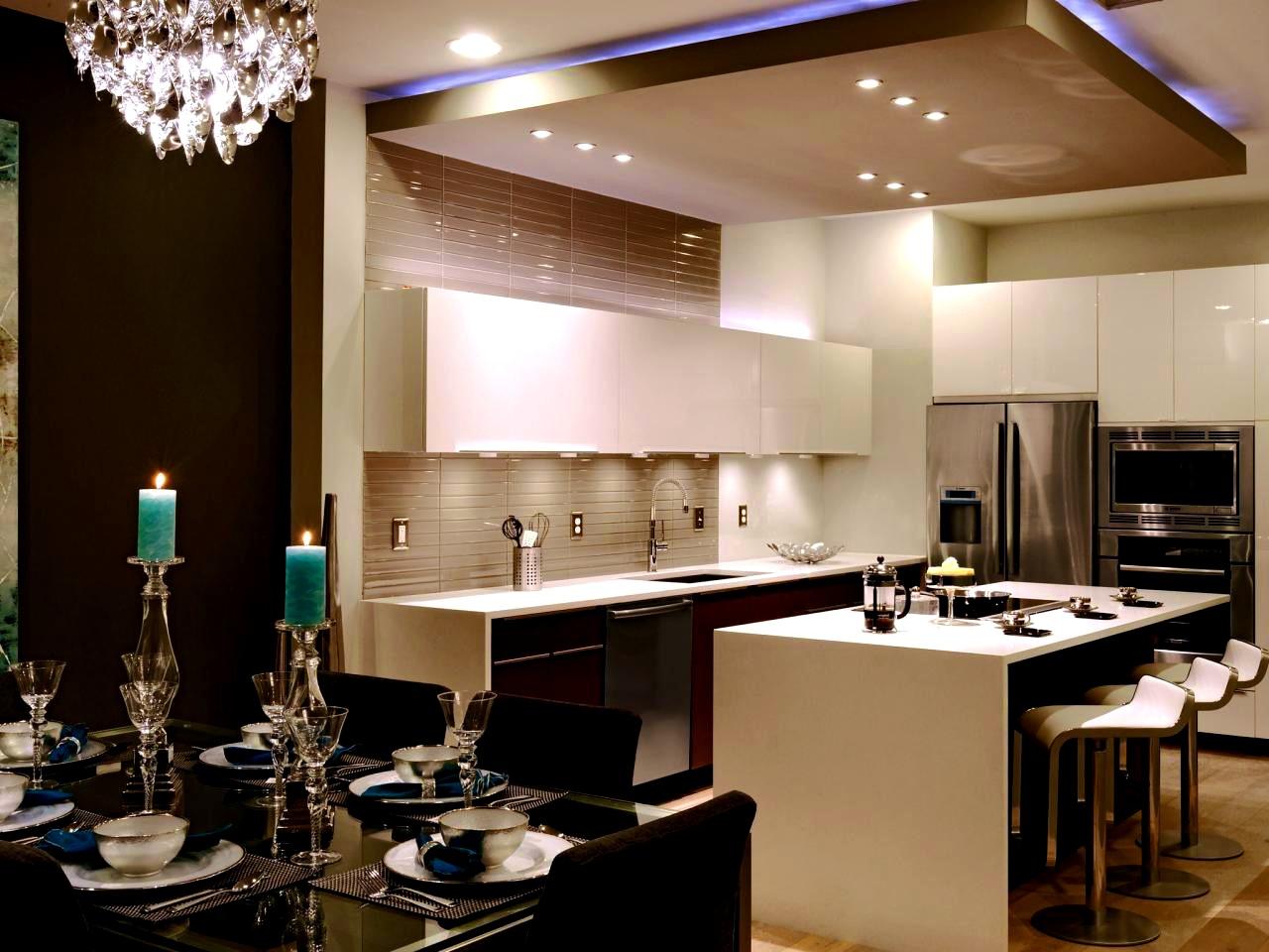 سقف کاذب آشپزخانه 9