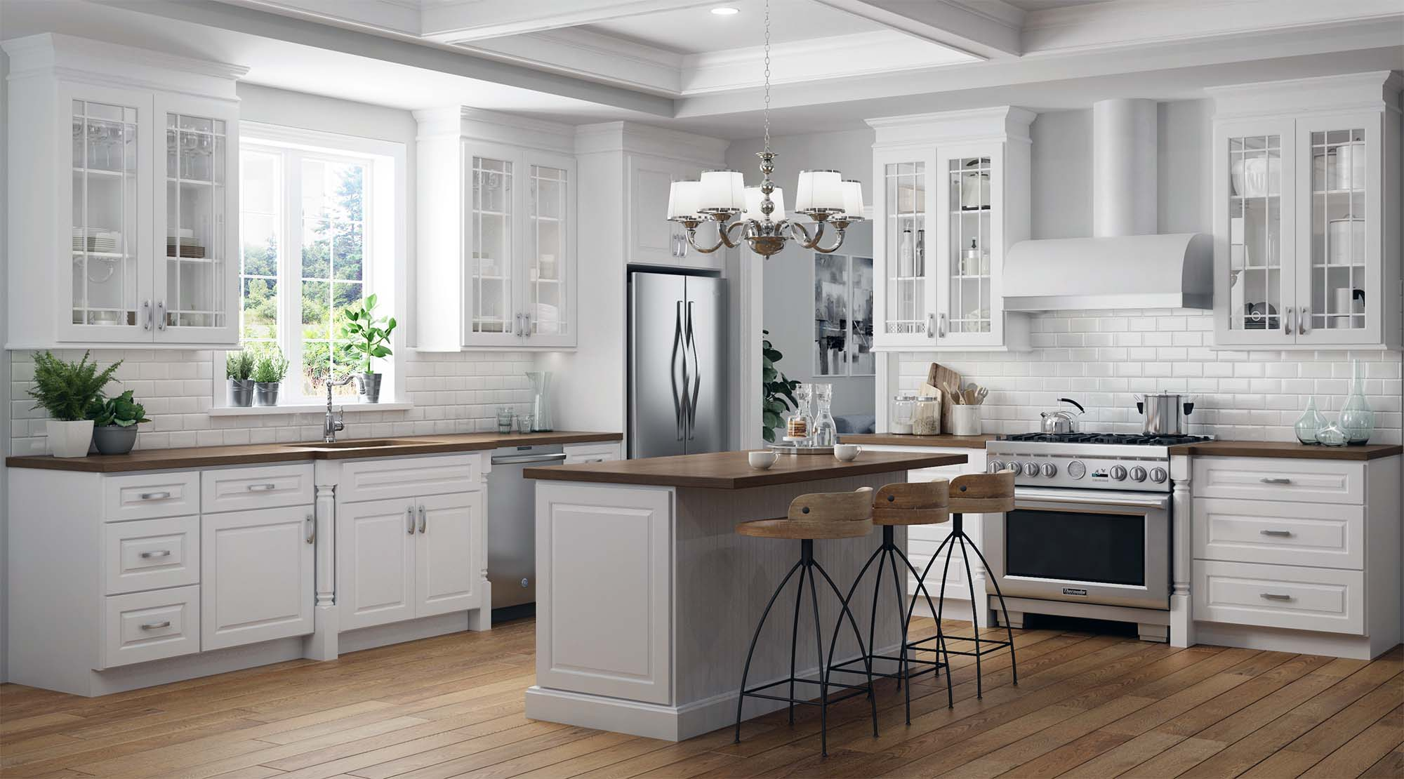 طراحی آشپزخانه جدید 5